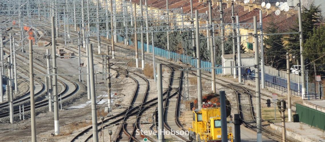 811 km railway electrified
