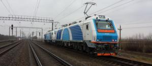 828 - CRRC Belarus locomotive