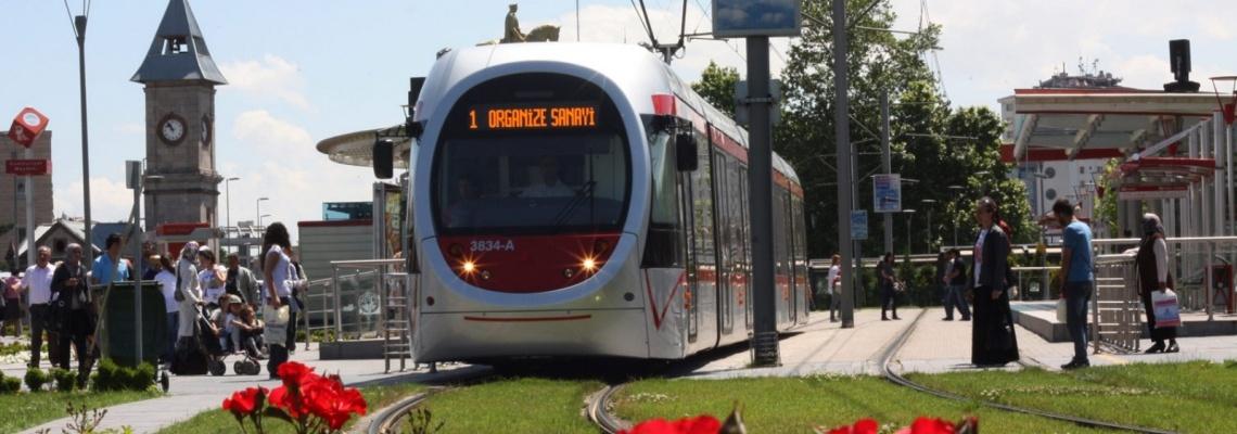 835 - Kayseri Tramvay - Kayseri Ulaşım