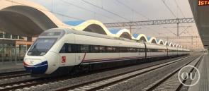 843 - CAF hızlı treni - Onur