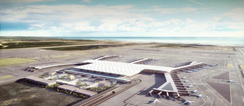 845 - İstanbul havalimanı - 1yapı