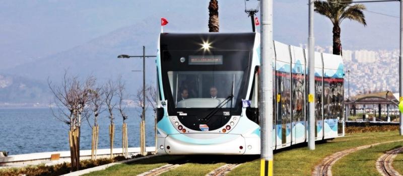 848 - Konak tramvayı - İzmir Büyükşehir Belediyesi