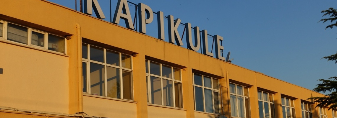 855 - Kapikule Station - Vitali