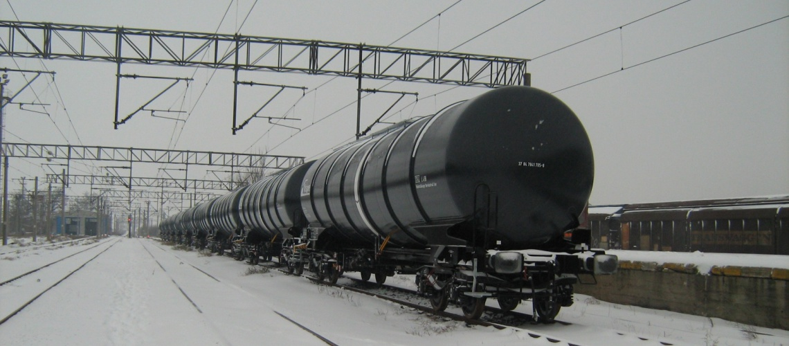 860 - Akaryakıt vagonları - Eksper