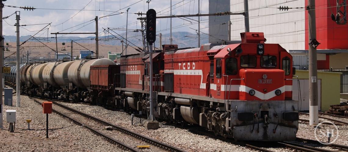 877 - TCDD tank vagon treni - Steve