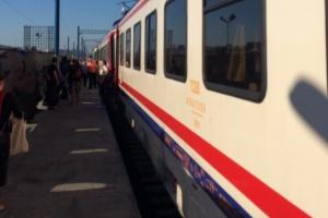 881 - İstanbul Sofya Treni