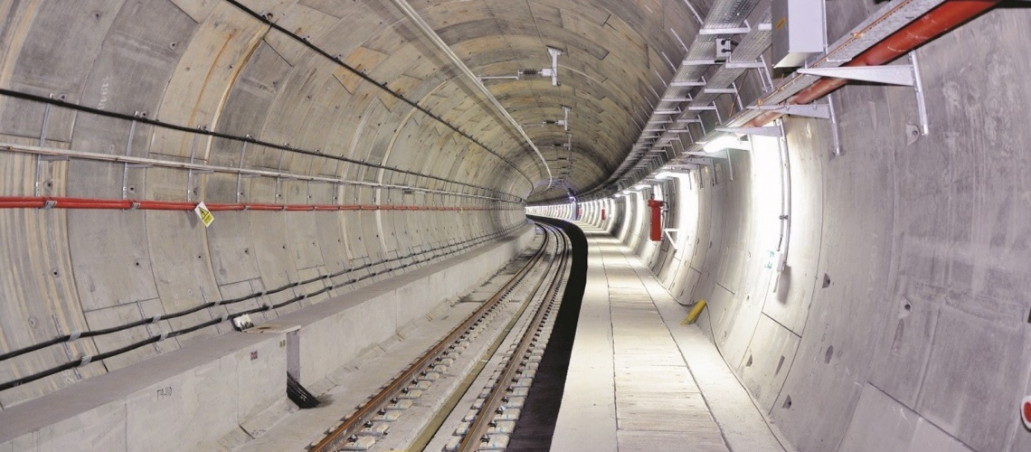897 - Marmaray tüneli - Nurol İnşaat