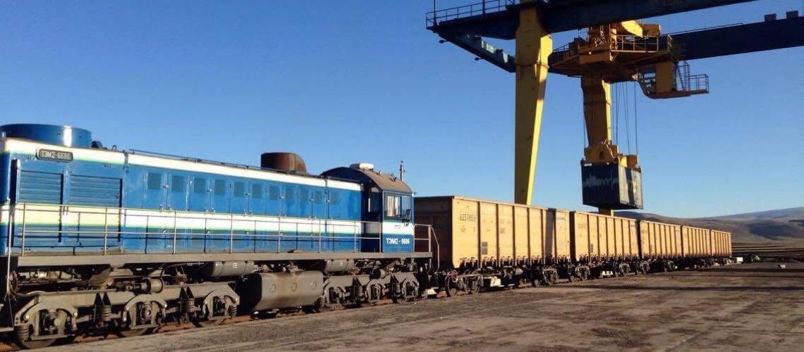 898 - Baku Mersin train - ADY Express