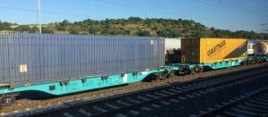 902 Konteyner treni - Onur