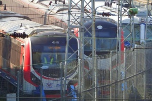 905 - Marmaray railcars at Sirkeci - İhsan Dolguner