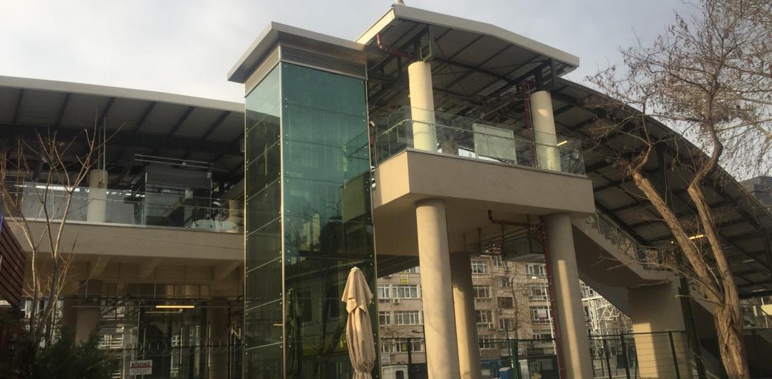 934 - Marmaray Bostancı İstasyonu - Onur