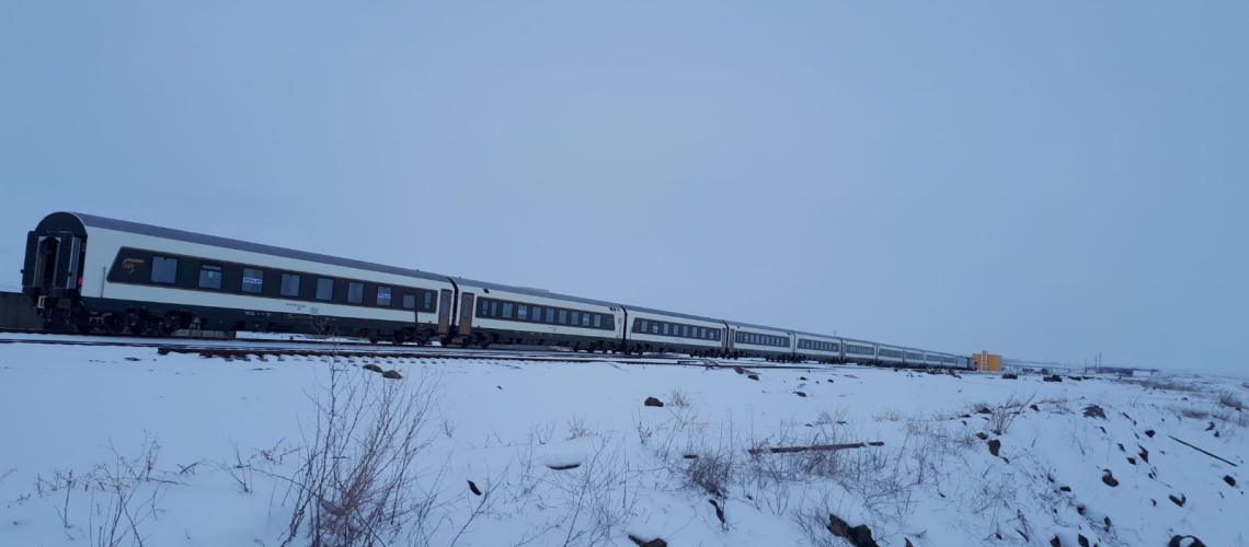 Baku train postponed to winter
