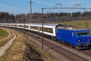 Baku train