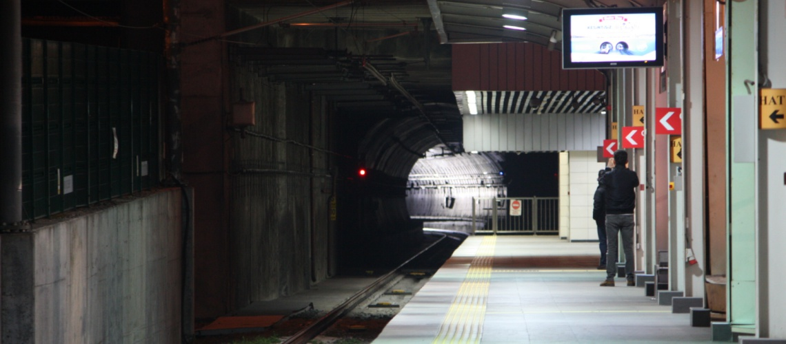 Freight through Marmaray is again on table