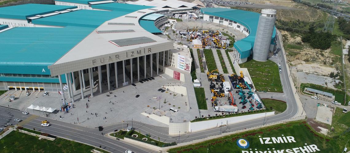 Fuar İzmir - İzmir Büyükşehir Belediyesi