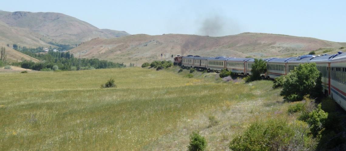 973 - TCDD passenger train - Jeff