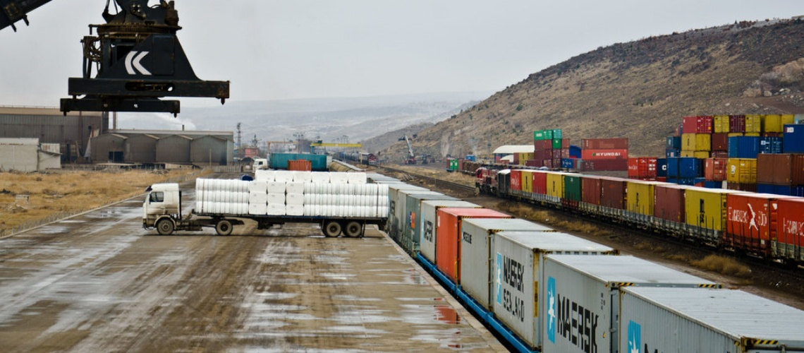 Kayseri-Mersin loads shifting to trucks