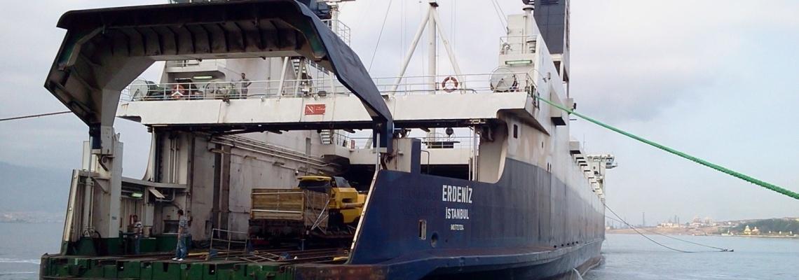 990 - Tekirdağ Feribotu - Onur
