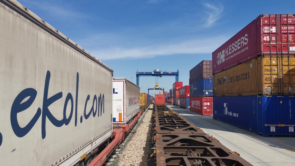 New alternatives in intermodal transport