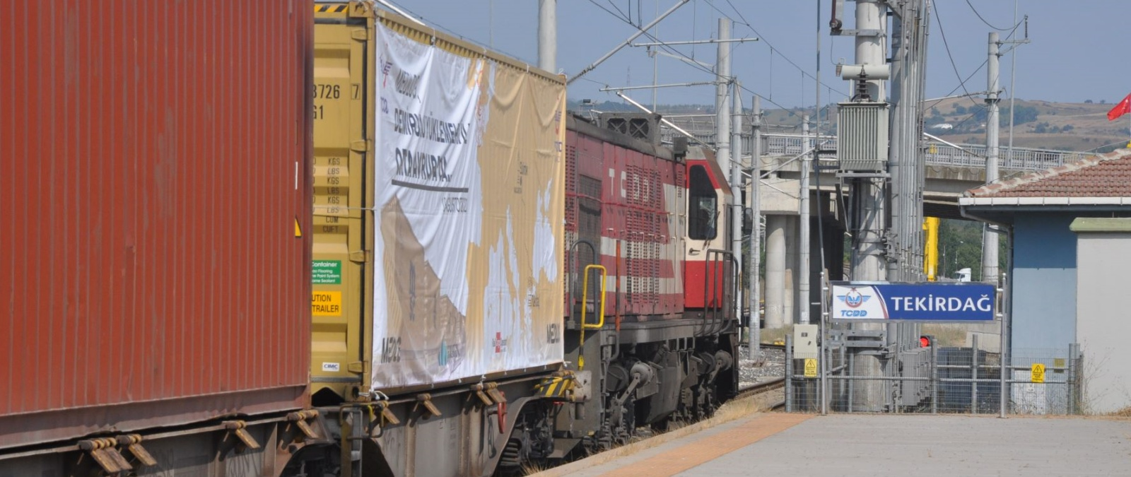 New terminals for intermodal traffic to Europe
