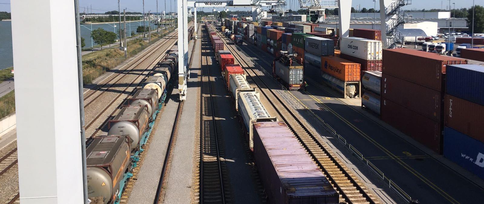 2.5 mn € for intermodal transport